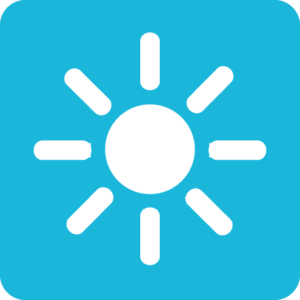 Icon: category sun
