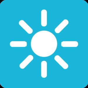 Icon: Kategorie Sonne