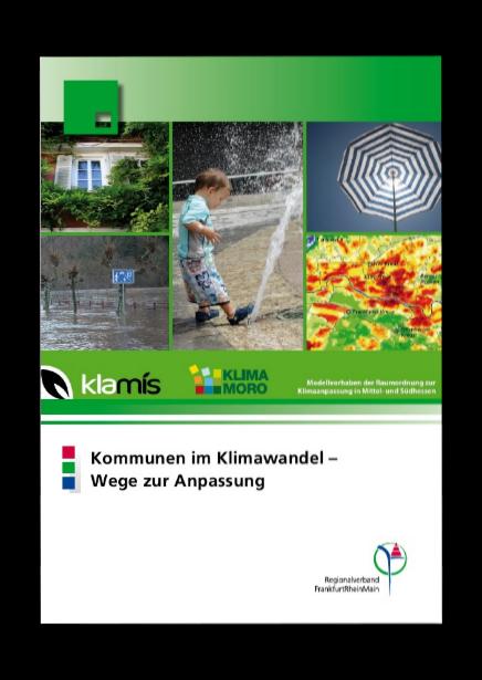 Leitfaden: Kommunen im Klimawandel