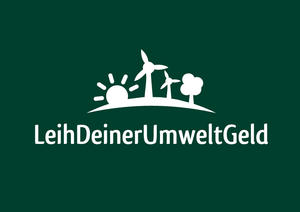Externer Link: Logo Leih Deiner Umwelt Geld