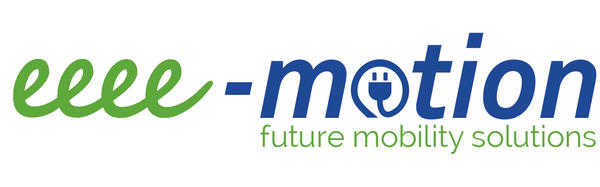 Logo eeee-motion: future mobility solutions