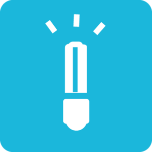 Icon: Kategorie Energieeffizienz